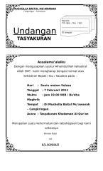undangan tasyakuran haji.doc