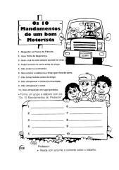 101 os dez mandamentos de um bom motorista.doc