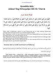 19 solawat yang diriwayatkan oleh ibn 'umar.pdf