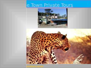 Cape Peninsula Tours Cape Town.ppt