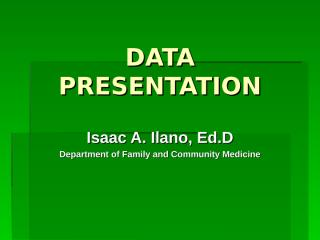 DATA PRESENTATION.ppt