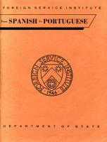 FSI - From Spanish to Portuguese - Student Text.pdf