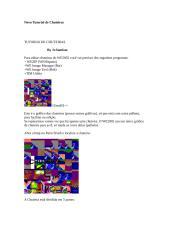 Novo tutorial de chuteiras - Junior Santista .doc