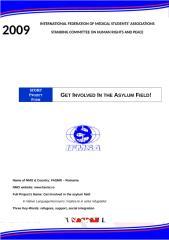 SCORP Projects Form 08-09 - Asylum field - FASMR.doc