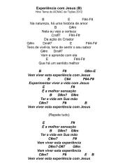Hino Tema 2012 – Experiência com Jesus - Cifras.pdf