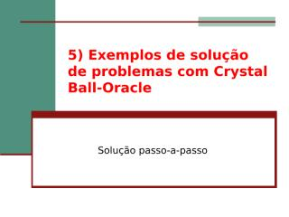Exemplos Crys.ppt
