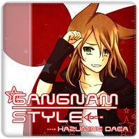 UTAU - GANGNAM STYLE (Hazumine DaeA Cover).mp3