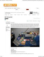 Honda Odyysee j35 DIY Timing Belt - AcuraZine Community.pdf